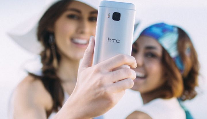 HTC One E9 - an improved version of the new flagship One M9