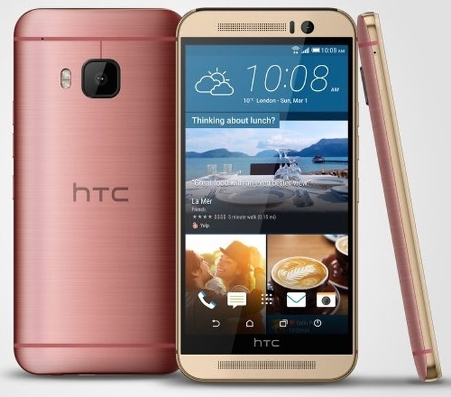 "HTC's new flagship One M9 was the ""world's most beautiful disappointment"""