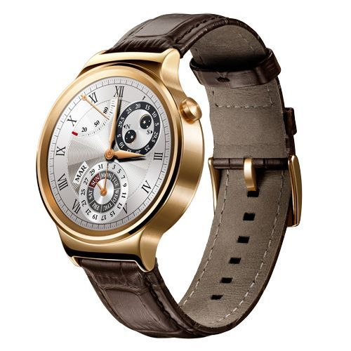 Huawei has posted the new official photos of smart watches HUAWEI Watch