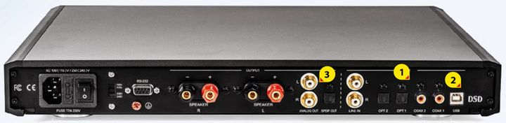 Integrated amplifier NuPrime IDA-16 review