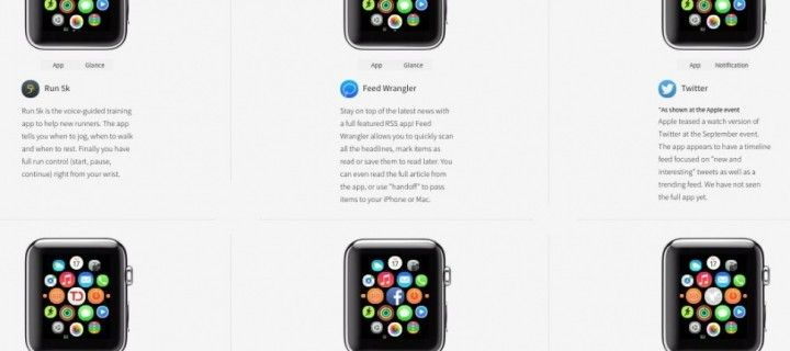 Learn about new 26 applications available for Apple Watch