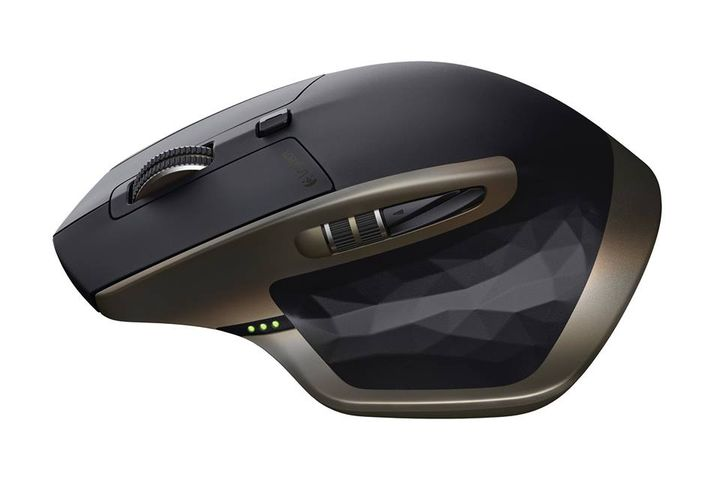 Logitech Unveils Wireless Mouse MX Master