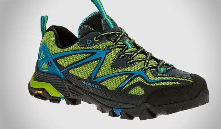 New Merrell shoes released a series Capra