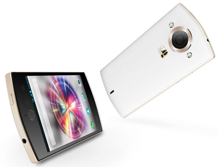 Micromax Canvas Selfie A255: new exemplary self for 260 USD