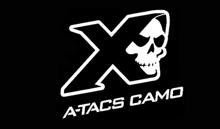 New and modern adaptive camouflage A-TACS X
