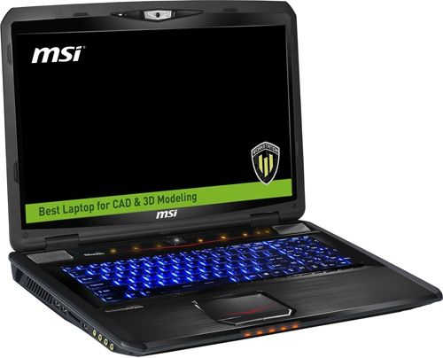 MSI WT70 review - Mythbusters