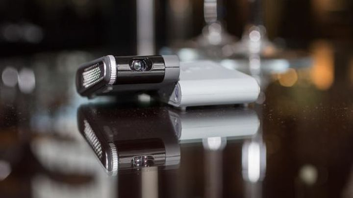 [MWC 2015] New Pocket Projector from Lenovo