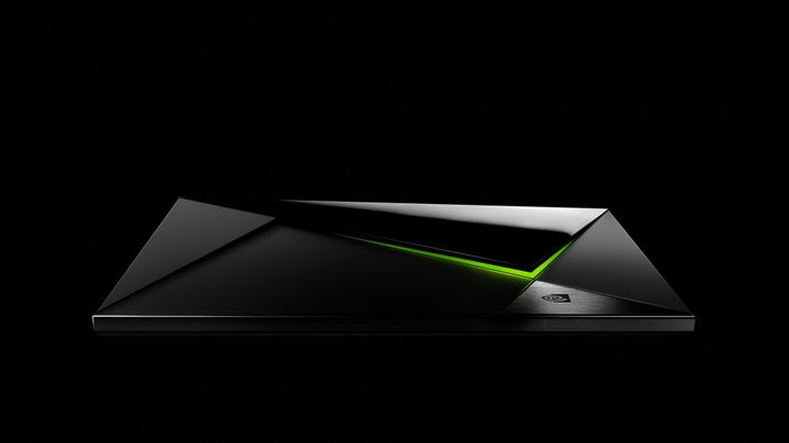 Nvidia introduced the new Shield game console with support for 4K