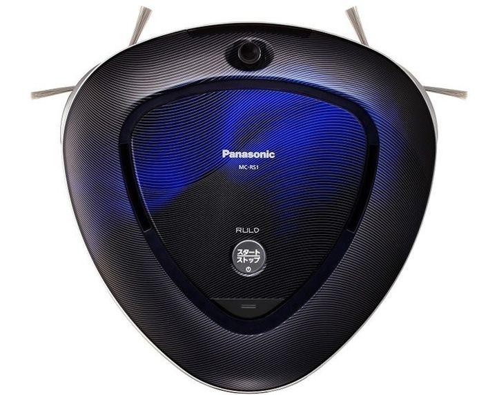 Panasonic Introduced The New Quot Triangular Quot Robot Vacuum