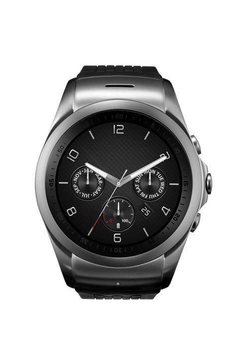 "Powerful and ""smart"" watches new LG W120L Watch Urbane LTE"
