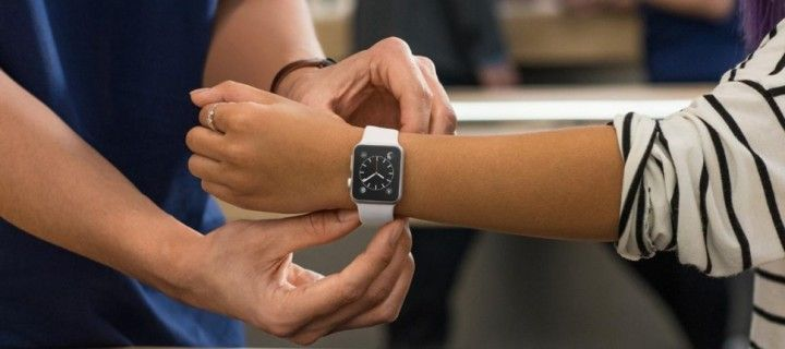 You can rent the first Apple Watch and then buy