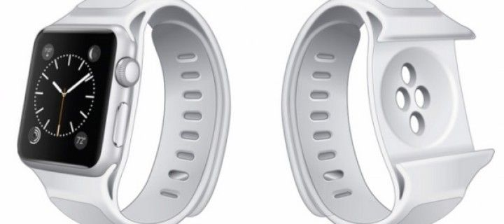 Reserve Strap Apple Watch will charge directly to your wrist