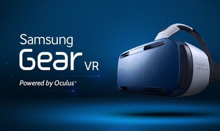 Samsung showed an enhanced new Gear VR Innovator Edition