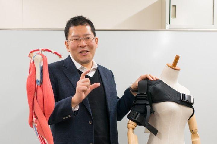 SEnS - new «soft» exoskeleton