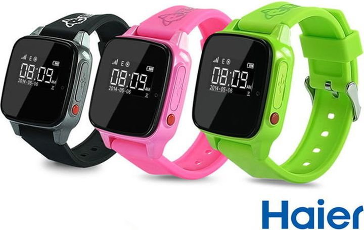New Smart Watches Haier for children presented in Barcelona