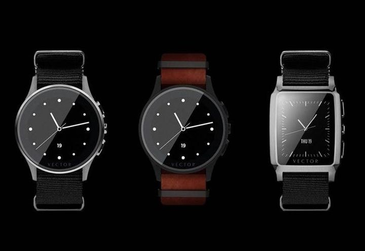 Smart watches Vector Watch operate without recharging month