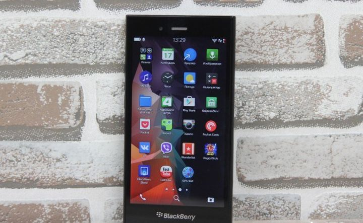 Smartphone BlackBerry Z3 review