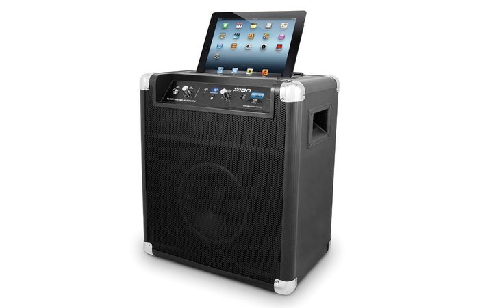 Speaker Ion Block Rocker Bluetooth review: Hero parties