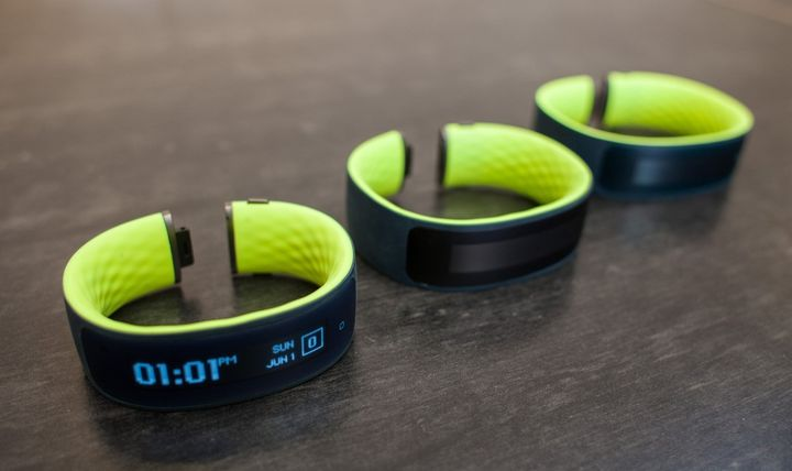 Sports bracelet new HTC Re-Grip officially presented