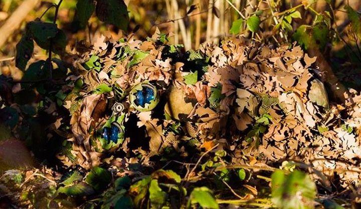 Super-efficient camouflage Organic Look MTC-M