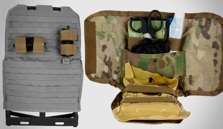 TacMed AFAK - Personal medical kit new and modern from Tactical Medical Solutions