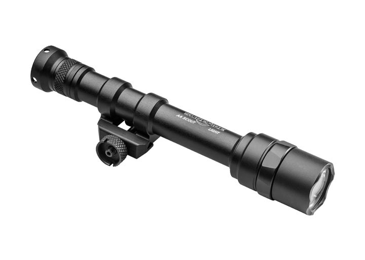 Tactical Flashlight SureFire M600AA Scout Light for MTR