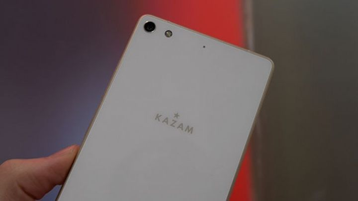 "Tornado 552L: new ""thin"" flagship KAZAM"