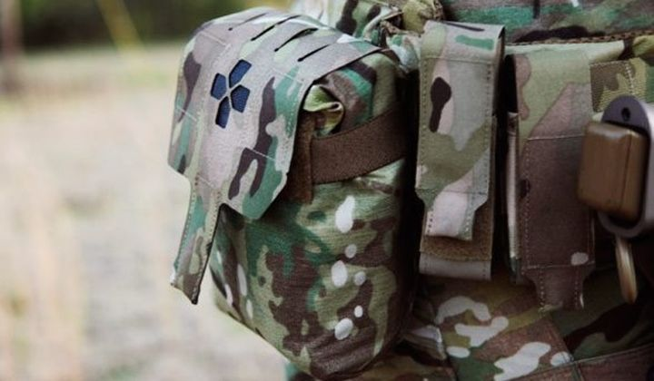 Trauma Kit Now! - new medical pouch from Blue Force Gear