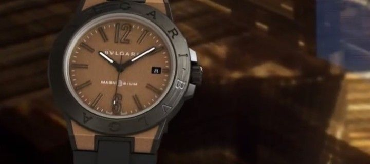 Watches Bulgari NFC-enabled protect your personal data