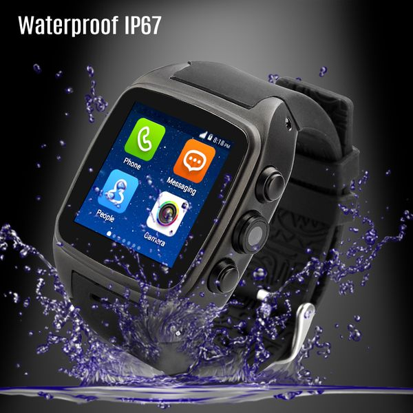 Waterproof Wrist Android phone iMacwear Sparta M7