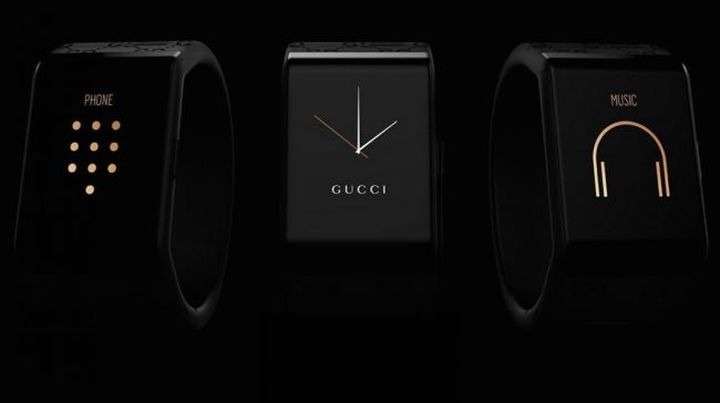 Will.i.am and Gucci released a new model tracker Puls