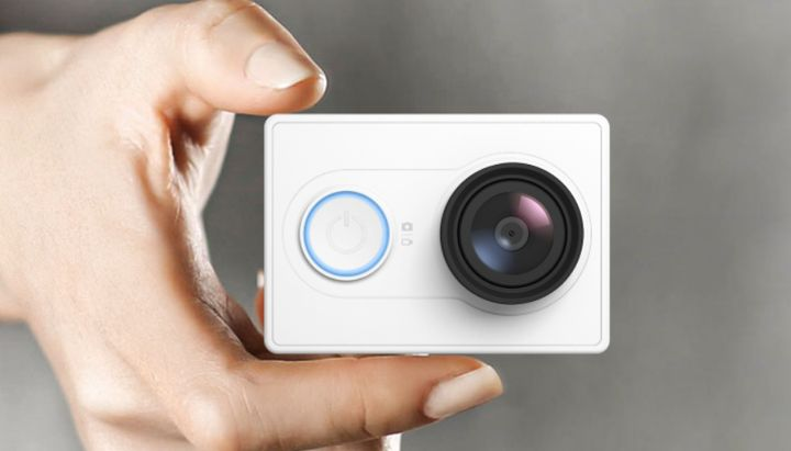 Xiaomi Mi Pro Action Camera - a new and modern competitor GoPro?