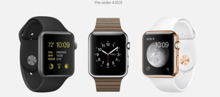 Restrictions on pre-order Apple Watch