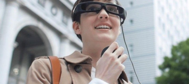 Sony SmartEyeglass available in 10 cities