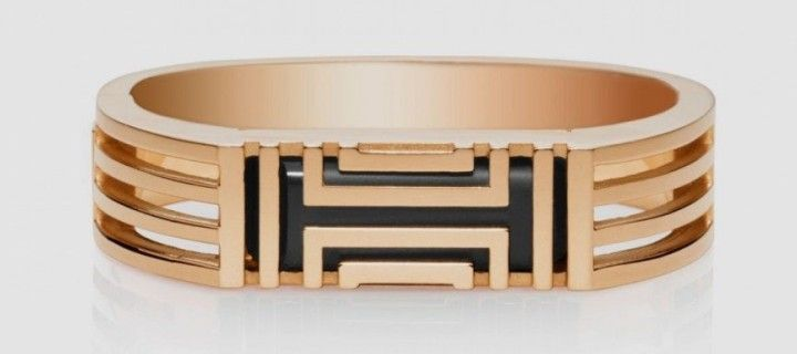 Bracelet Tory Burch Fret - a great accessory for Fitbit Flex