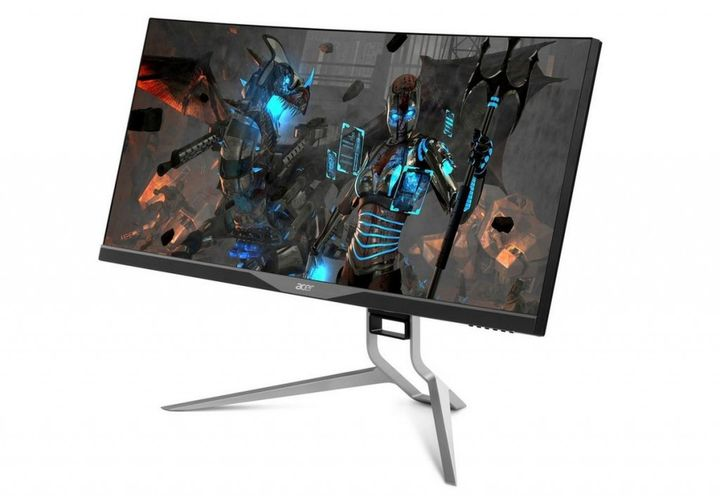 Acer XR341SKA a new curved monitor with NVIDIA G-SYNC