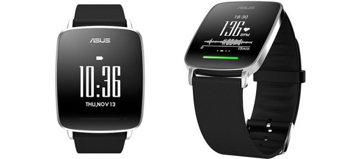 ASUS VivoWatch offers long battery life