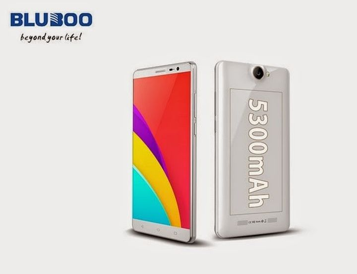 Bluboo X550 offers 4G and 5300 mAh battery on