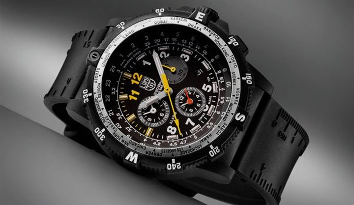 The new chronograph LUMINOX RECON LEADER 8840