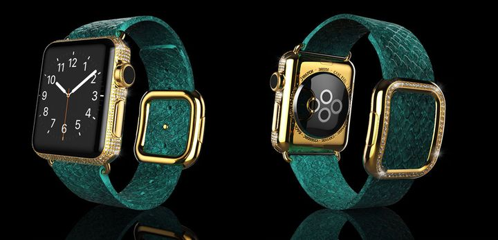 Three collections Apple Watch
