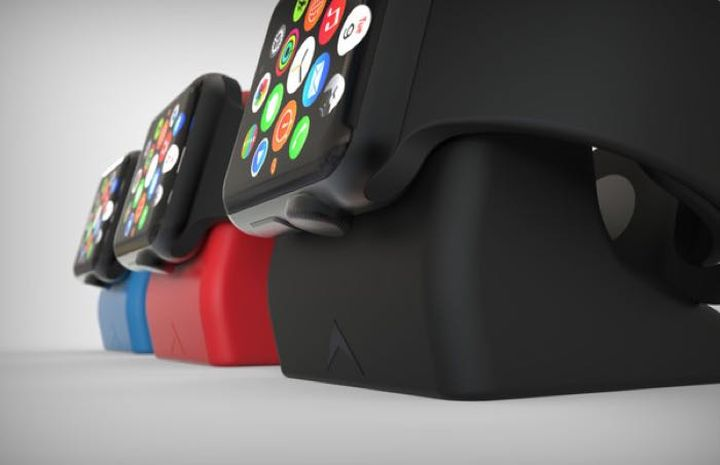 ElevationLab NightStand introduced charging dock for Apple Watch