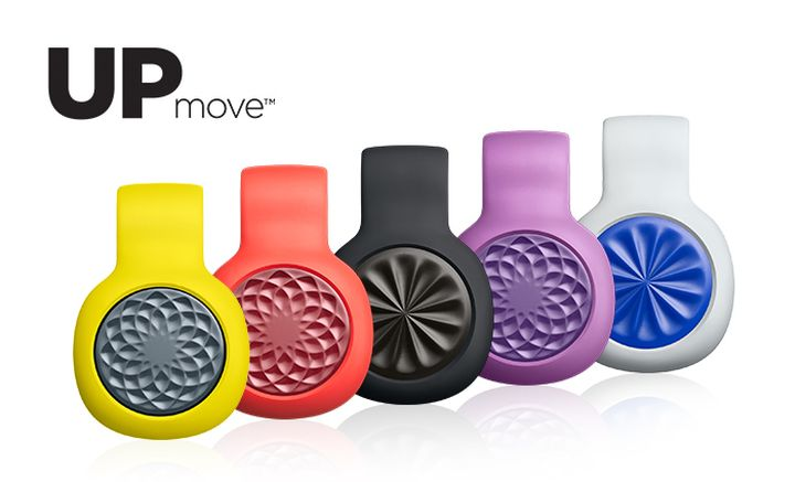 Fitness tracker Jawbone UP Move review: Personal Trainer