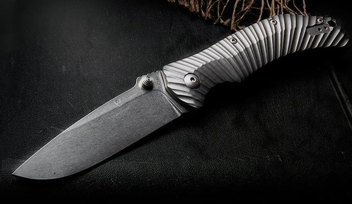 FOLDING EVERYDAY WILSON COMBAT KNIFE ELC ELITE