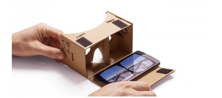 With the help of Google Cardboard can make an offer to marry