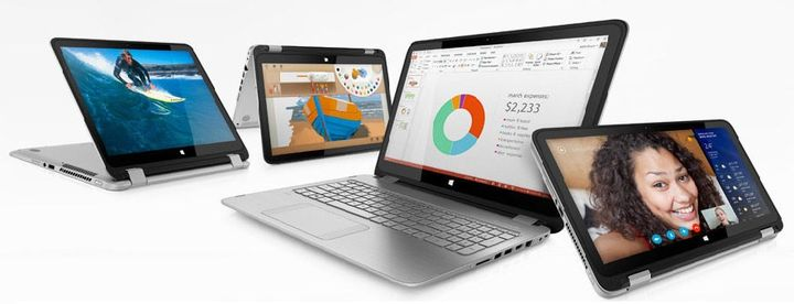 HP Pavilion x360 updated generation of netbook for students