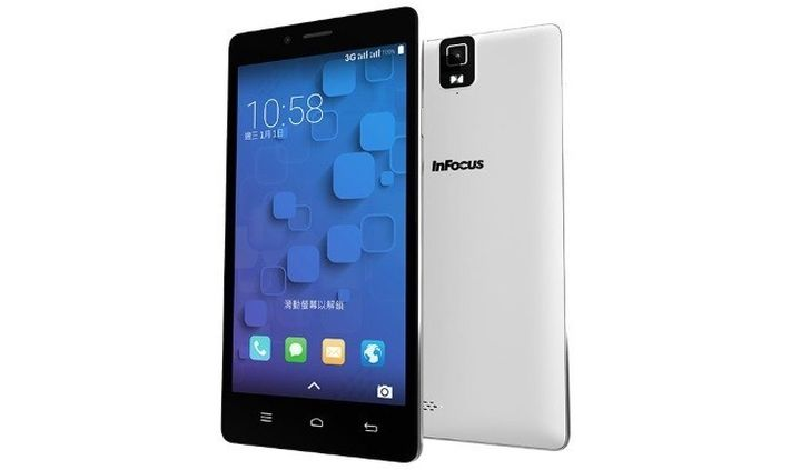 "Infocus M330: ""Indian"" competitor Xiaomi Redmi Note"