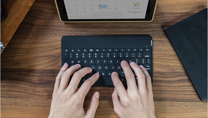 Logitech Keys-To-Go: Now for Windows and Android