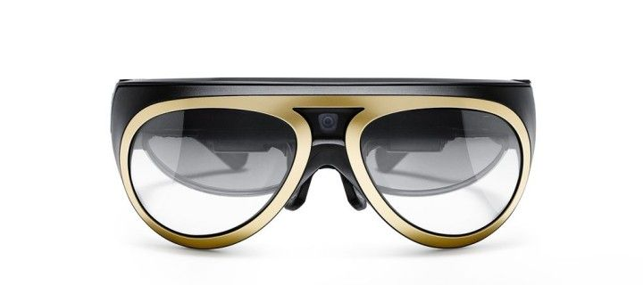 Mini has created an augmented reality glasses for driving