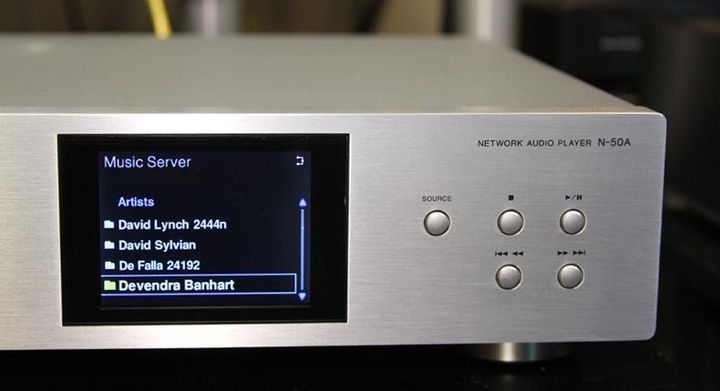 Network music player Pioneer N-50A review: Proposal from which you can not refuse