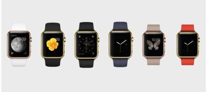 The number of pre-orders for Apple Watch breaks all records